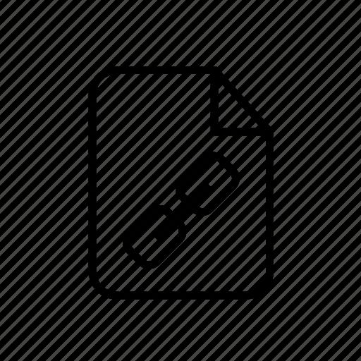 connect file, file, file link, hyperlink, link, link file, link icon icon