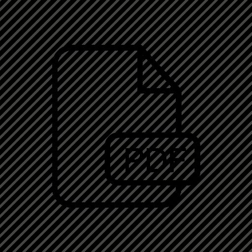 acrobat, file, file pdf, pdf, pdf file, pdf icon icon
