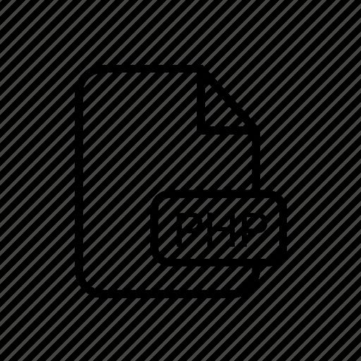 coding file, file, file php, php, php file, php icon icon