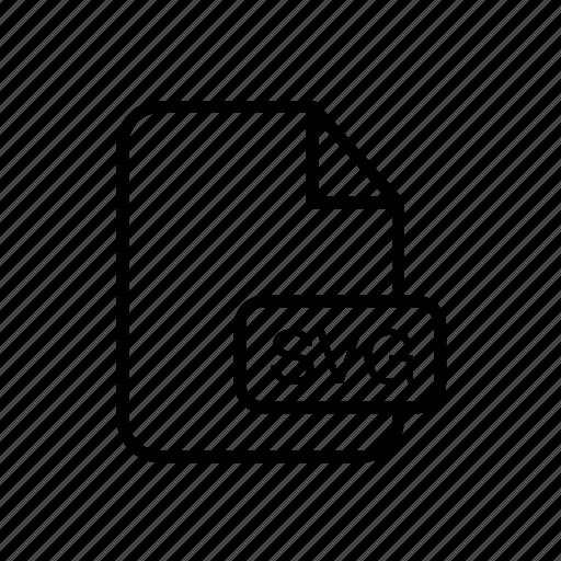 file, file svg, svg, svg file, svg file icon, vector file icon