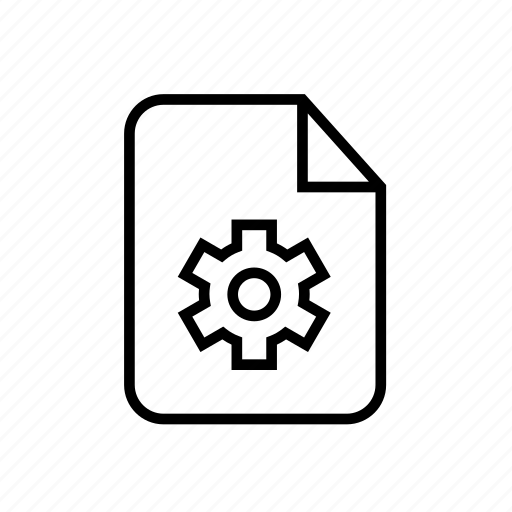 file, file setting, modify, setting, setting file, setting icon icon