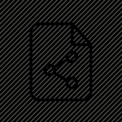 embed file, file, file share, share, share file, share icon icon