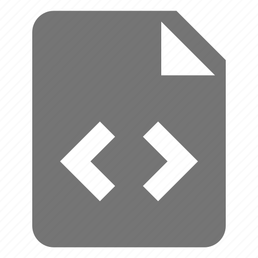 coding, file, programming icon