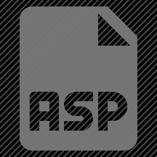 asp, coding, file, programming icon