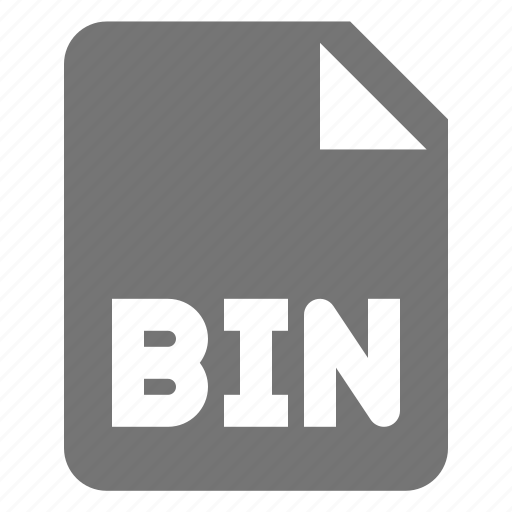 bin, coding, file, programming icon