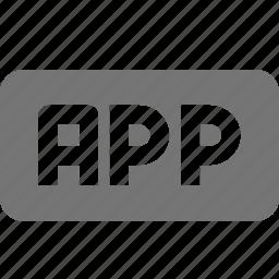 app, application, coding, programming icon