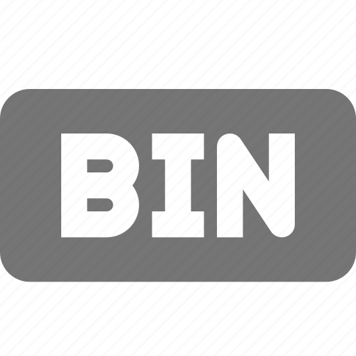 bin, coding, programming icon