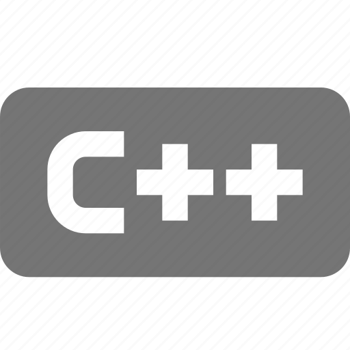 c++, coding, programming icon