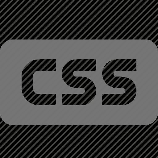 coding, css, programming icon