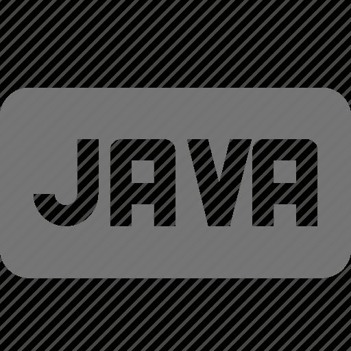 coding, java, programming icon