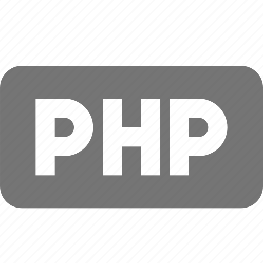 coding, php, programming icon