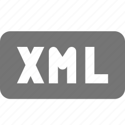coding, programming, xml icon