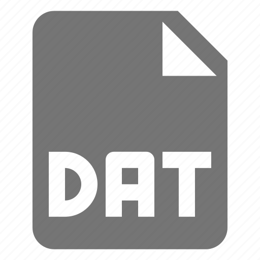 coding, dat, data, file, programming icon