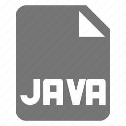 coding, file, java, programming icon