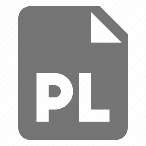 coding, file, pearl, pl icon