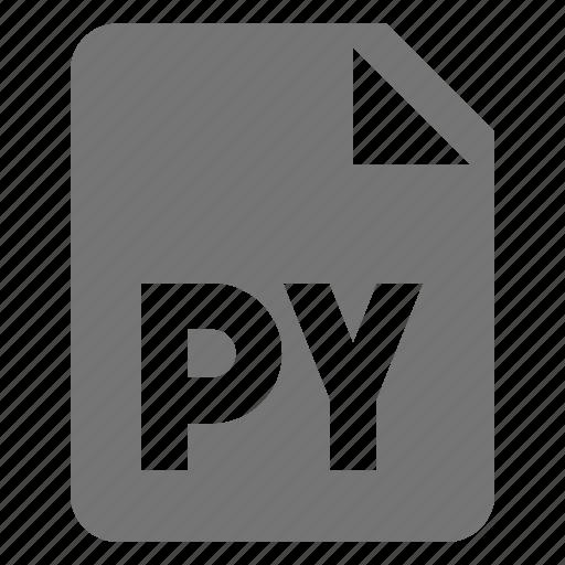 coding, programming, py icon