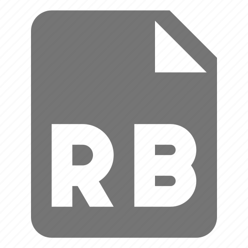 coding, programming, rb icon
