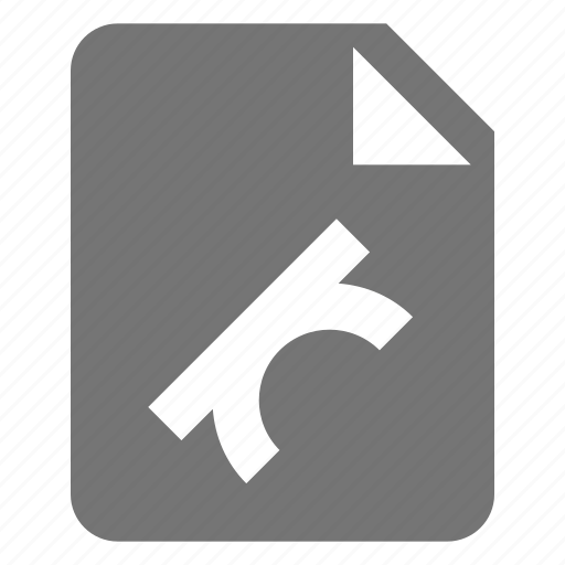 design, file, format icon