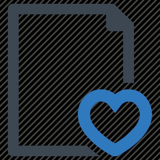bookmark, document, favorite, file icon