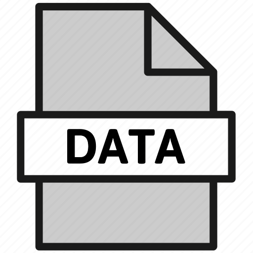 action, data, document, file, filetype, page, type icon