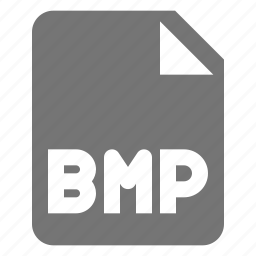 bmp, extension, file, format, images icon