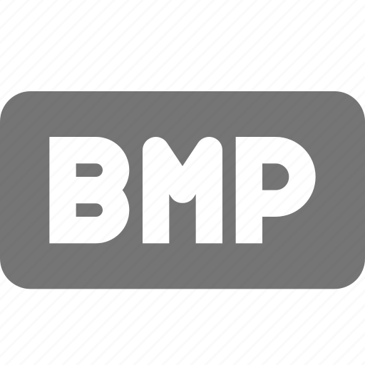 bmp, extension, format, images icon