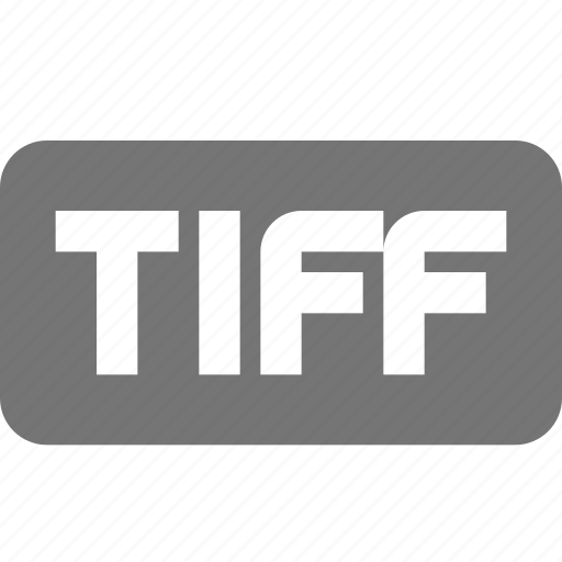 extension, format, images, tiff icon