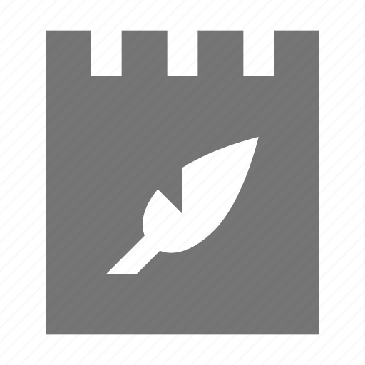 feather, note, quill icon