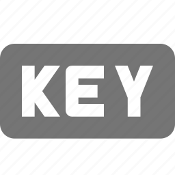 extension, format, key icon