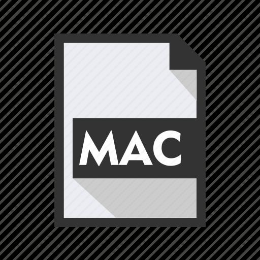 document, file, mac icon