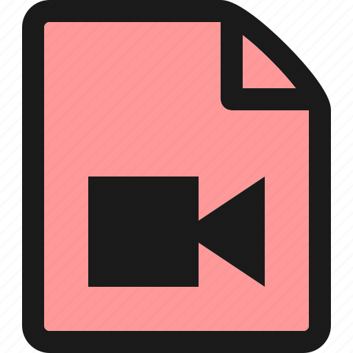 file, media, movie, multimedia, music, video, watch icon