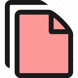 archive, document, documents, empty, files, sheet, ui icon