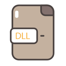 dll, dll icon, documents, files, folders icon
