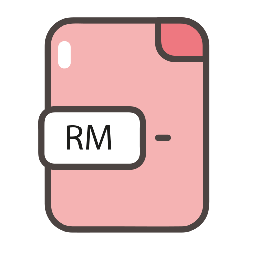 document, file, folder, rm, rm icon icon