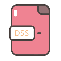 documents, dss, dss icon, file, format icon