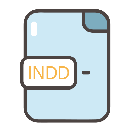 document, file, folder, indd, indd icon icon