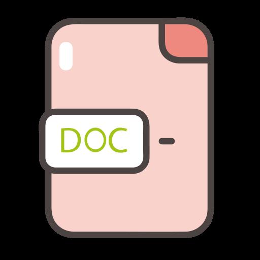 doc, doc icon, documents, files, folders icon