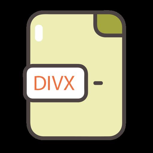 divx, divx icon, documents, file, files, folders icon