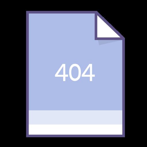 document, error, http error, page icon