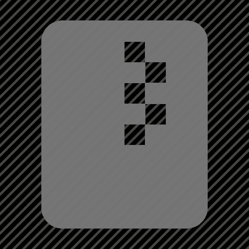 file, new, zipped icon