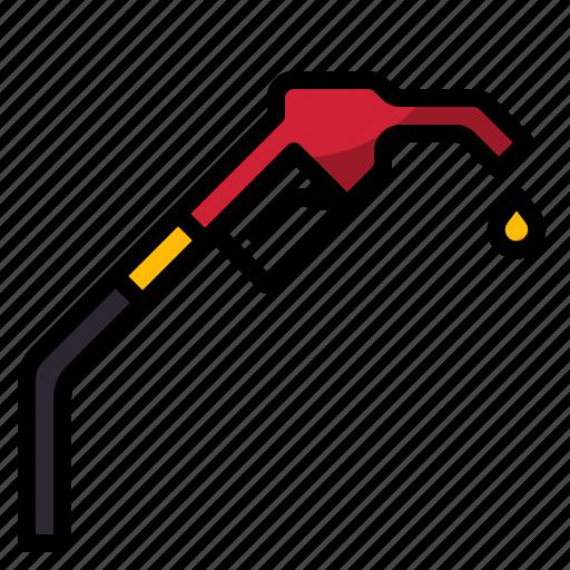 car, fuel, gas, oil, refill icon