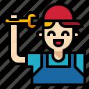 car, diy, fix, mechanic, repair icon