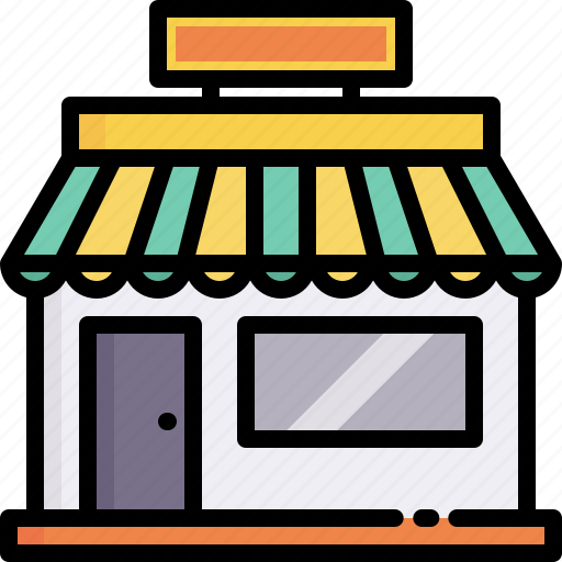 buy, delivery, logistics, sell, shipping, shop, store icon