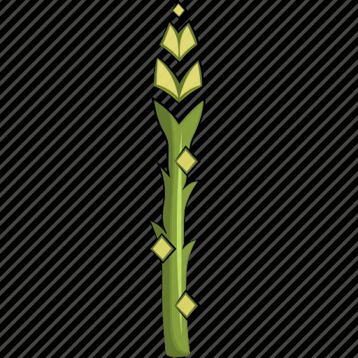 asparagus, asparagus soup, vegetables icon icon