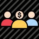 businessman, buyer, investor