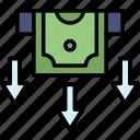 cashout, money, withdraw