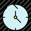 clock, estimate, milestone icon