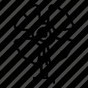 spotlight, technology, cinema, party, logo, spot, light icon