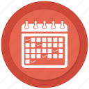 date, calendar, events, month