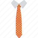 cloth accessory, male fashion, neck wear, necktie, uniform tie icon